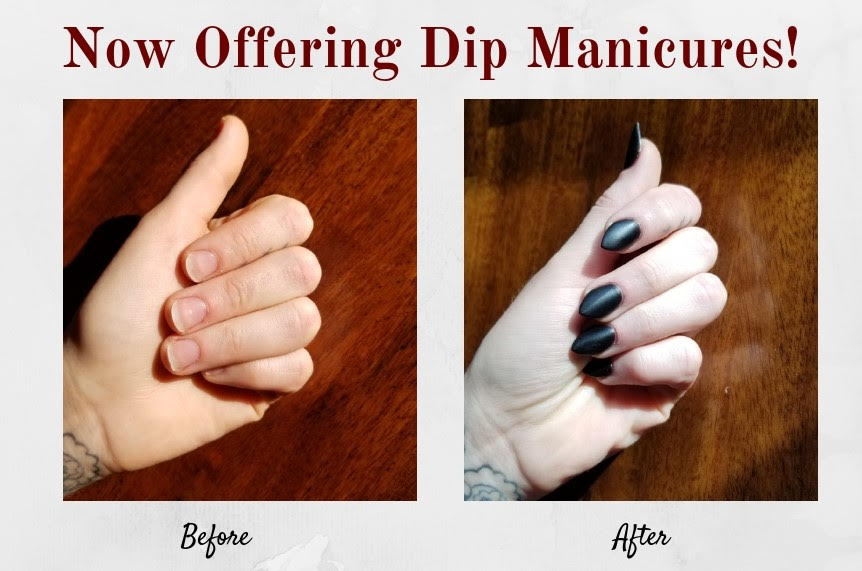 The Difference of Dip